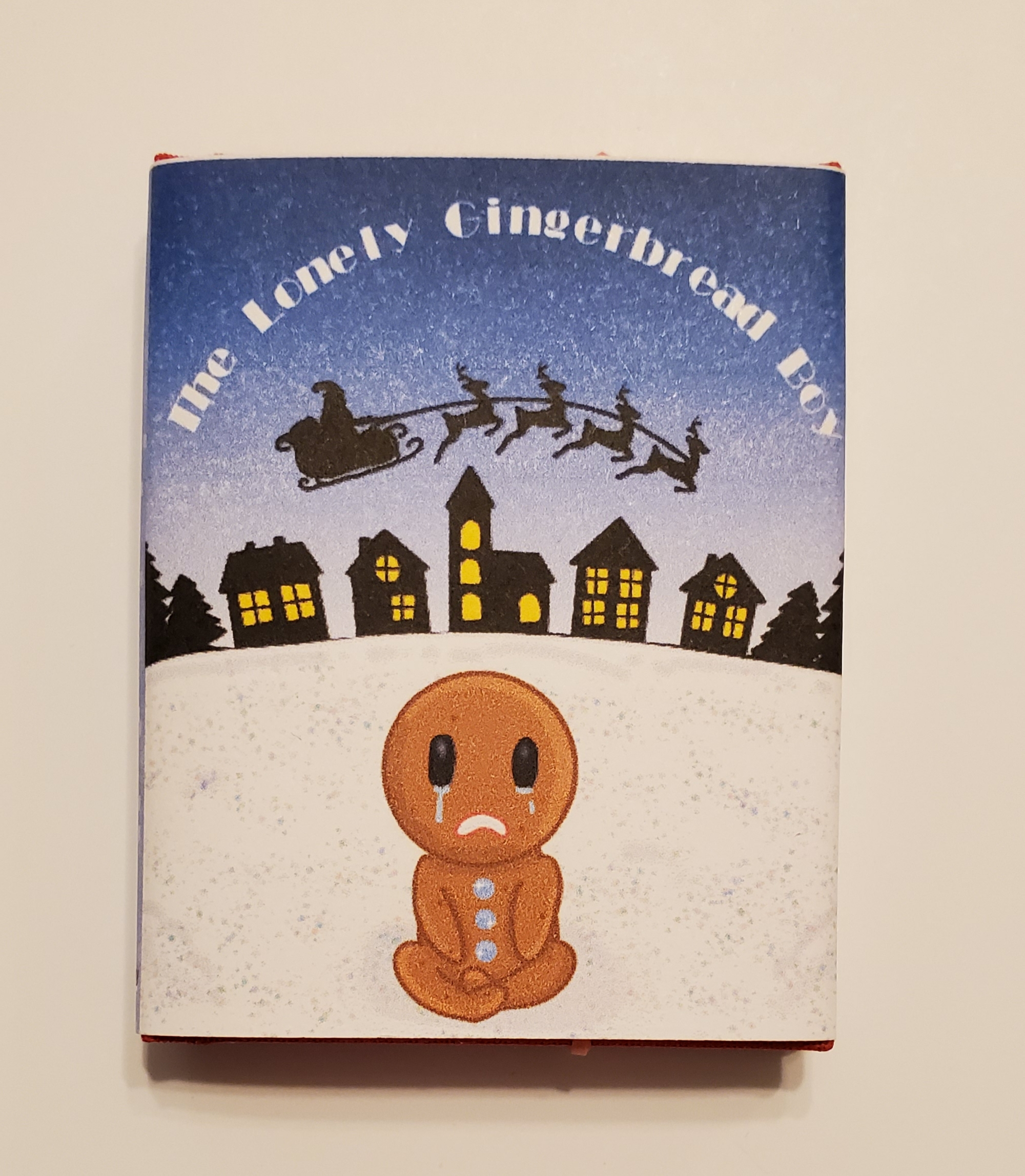 The Lonely Gingerbread Boy