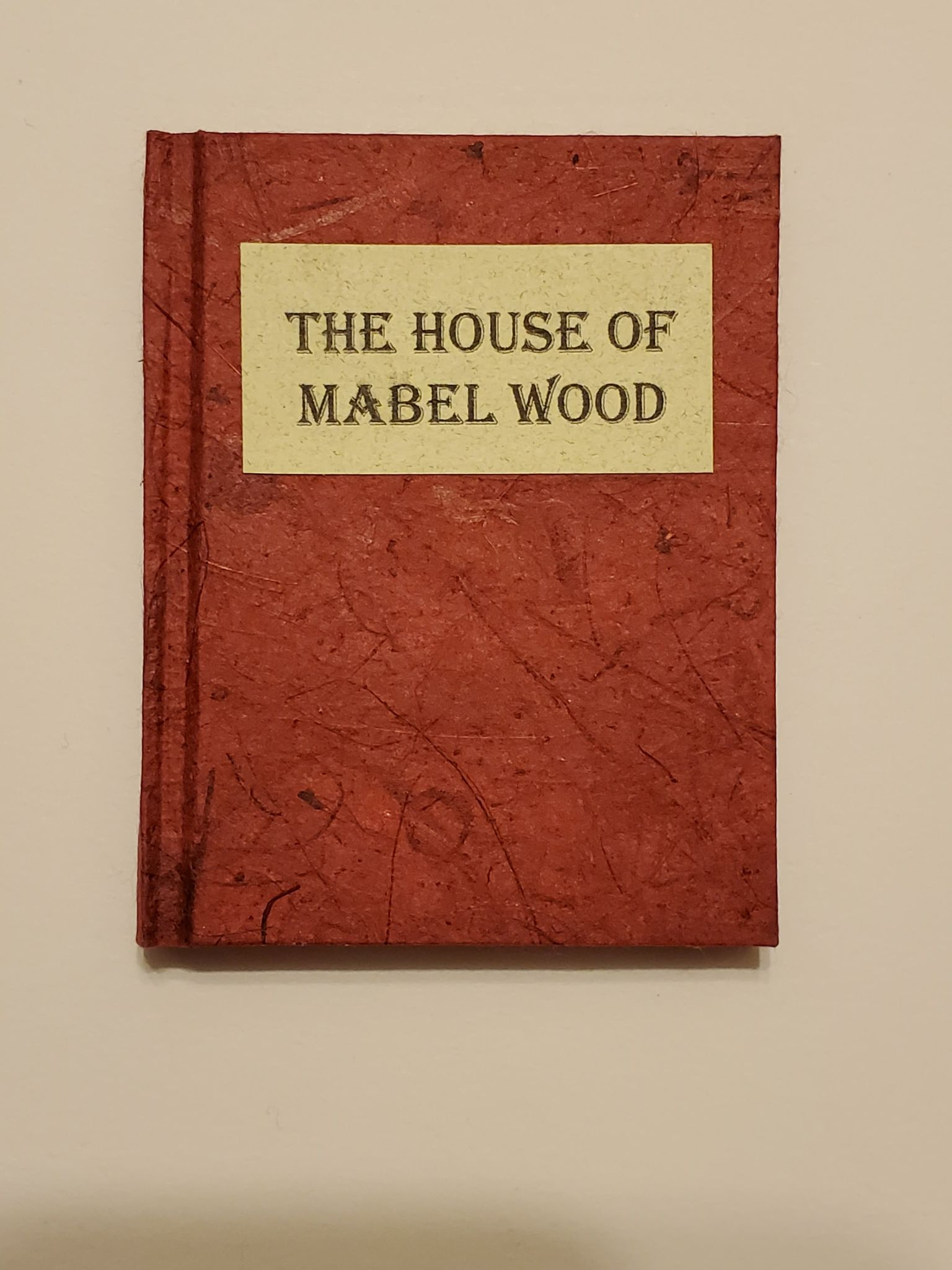 The House of Mabel Wood – Red