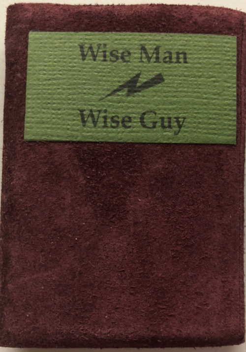 Wise man Wise Guy