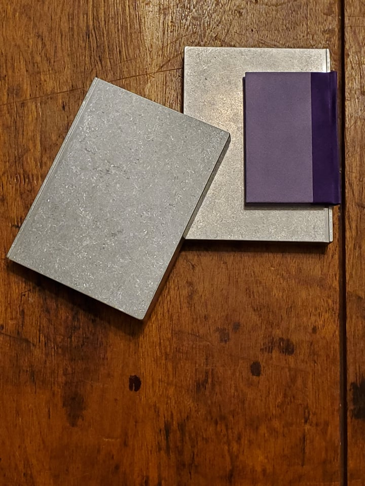 Solid Aluminum Nipping Boards